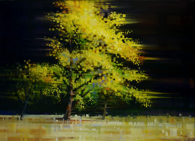 Michelle Condrat, 'Golden Tree', 2014