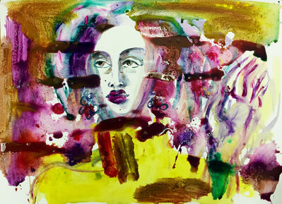Norma de Saint Picman, 'Intimate diary series, Le pullover jaune', 2015