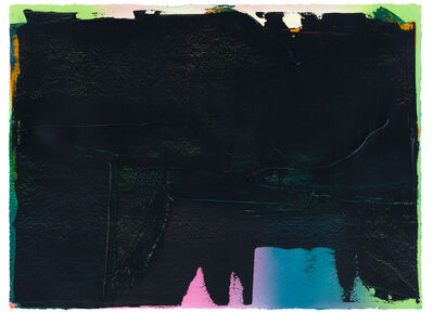Pedro Calapez, 'Study for a thousand paintings 02', 2020