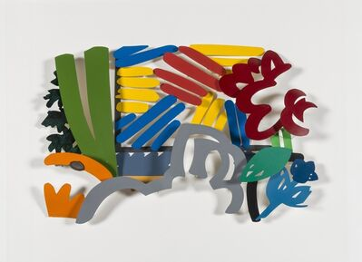 Tom Wesselmann, 'Still Life with Matisse and Johns', 1991