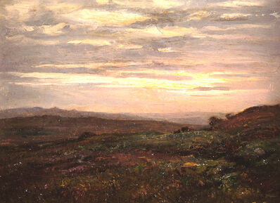Edward Mitchell Bannister, 'Passed Storm', ca. 1880