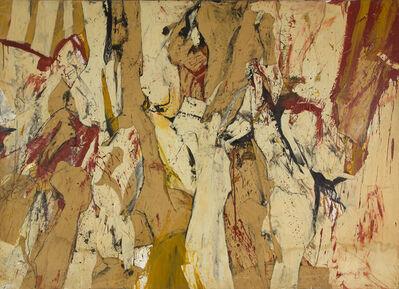 Arne Hiersoux, 'Accolade', 1962