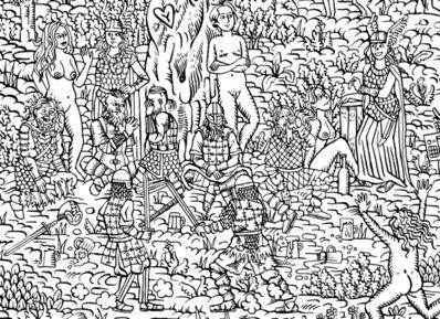 Agathe Pitié, 'The Last Judgment: Detail', 2020