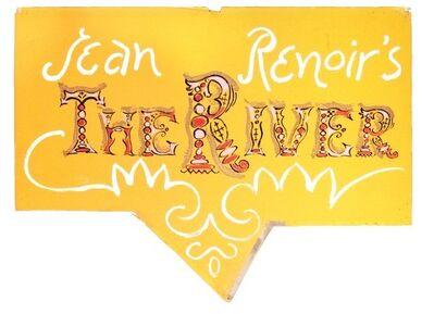 Jess, 'Jean Renoir The River'