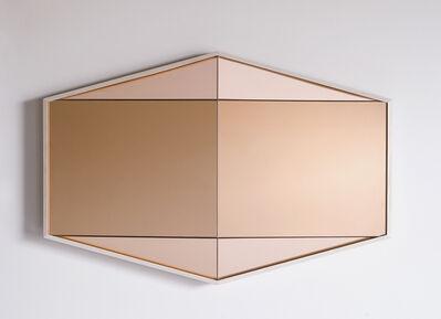 Robert Sukrachand, 'Gem Peach Mirror', 2015