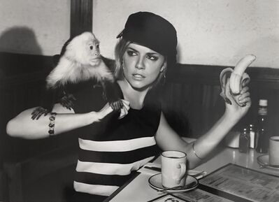 Marc Hom, 'Sienna Miller, Monkey Business, NYC', 2008