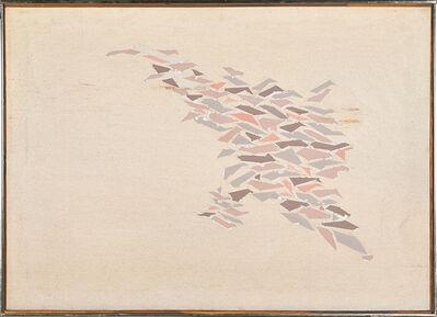 Robert Goodnough, 'On Purple Gray', 1973