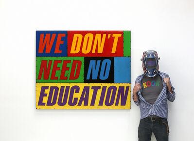 David Buckingham, 'We Don't Need No Education', 2018