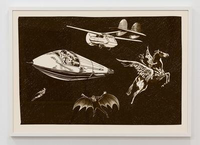 Matthew Borgen, 'Modos De Volar (Ways of Flying) for Francisco Goya', 2019