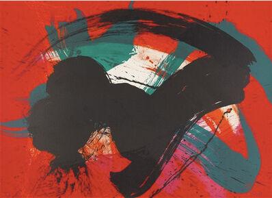 Kazuo Shiraga, 'Guofang EA-C', 1990