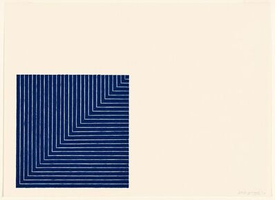 Frank Stella, 'Hampton Roads', 1971