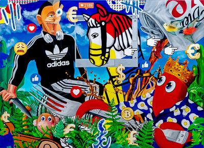 Philip Colbert, 'Untitled 1', 2018