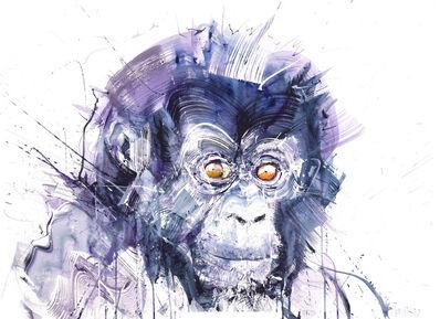 Dave White, 'Baby Gorilla ', 2018