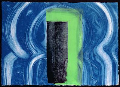 Howard Hodgkin, 'Moroccan Door', 1990-1991