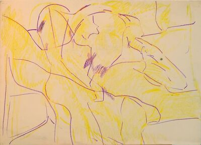 Dennis Creffield, 'Lovers Study No.10', 1970-1972