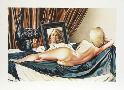 Mel Ramos, 'Velazquez Vision', 1981