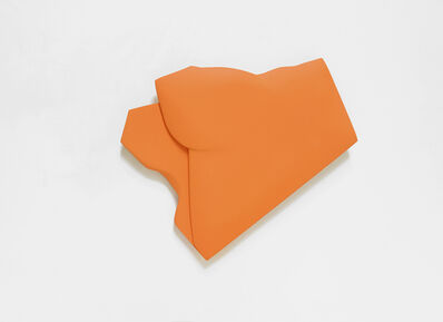 Jaena Kwon, 'One Fold Orange', 2017