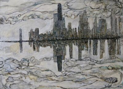Marjorie Scholl, 'Chicago 2', 2020