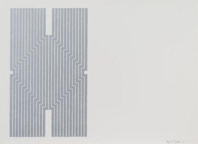 Frank Stella, 'Aluminum Series (complete portfolio of 9)', 1970