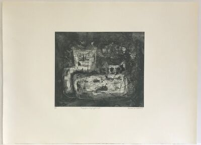 Louise Nevelson, 'Magnificent Jungle Cats (only avail. with Portfolio of 23)', 1965-66