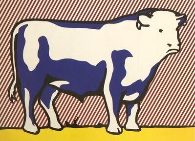 Roy Lichtenstein, 'Bull VII', 1973