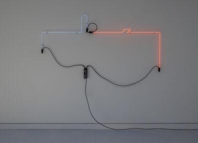 Keith Sonnier, 'Wall Portal B (Portal Series)', 2015