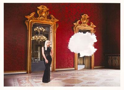 Berndnaut Smilde, 'Donatella Versace: Iconoclouds', 2013
