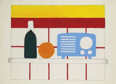 Tom Wesselmann, 'Study for Still Life #40'