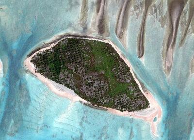 Brian Duggan, 'Atmospheric, Underground, Exoatmospheric, Underwater. George,(Greenhouse), 11.62703°N 162.29626°E, Ebiriru (Ruby), Enewetak Atoll, Ralik legislative district, Republic of the Marshall Islands, 8 May 1951.', 2016
