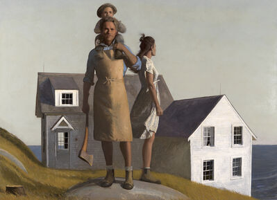 Bo Bartlett, 'Once in Every Man and Nation'