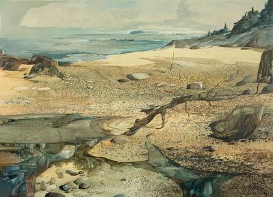 Laurence Sisson, 'Maine Shore', ca. 1978