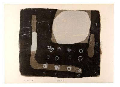William Scott (1913-1989), 'Barra', 1962