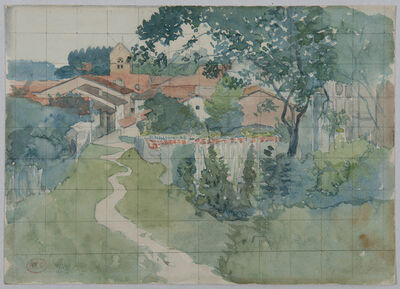 Henri-Edmond Cross, 'Paysage', 1856-1910