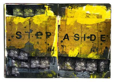 Linda Zacks, 'STEP ASIDE', 2020