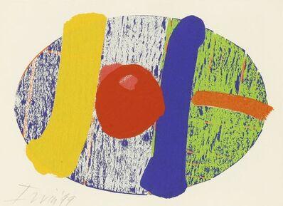 Albert Irvin RA, 'UNTITLED (CHRISTMAS CARD)', 1999