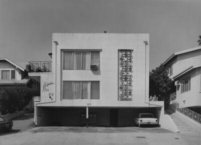 Bevan Davies, 'Aqua, 219, Los Angels, CA', 1976