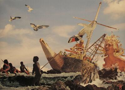 Javier Piñón, 'The Voyage of The Aphrodite', 2013