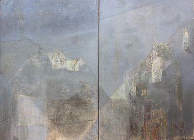 Leng Hong 冷宏, 'Distant chiming III (diptych) 遙遠的鐘聲之三(雙聯畫)', 2014