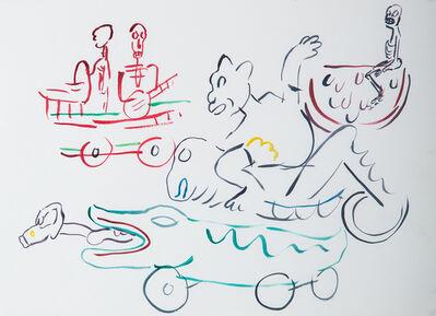 Bela Silva, 'Carnet de voyage #2', 2019