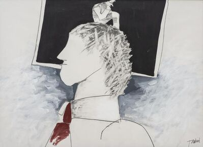 Emilio Tadini, 'Composizione'