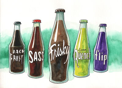 Brian Dewan, 'Sodas', 2011