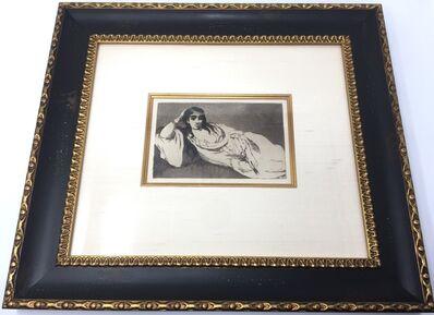 Édouard Manet, 'Odalisque', c. 1868