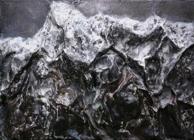 Jens Rausch, 'Faltengebirge III', 2019