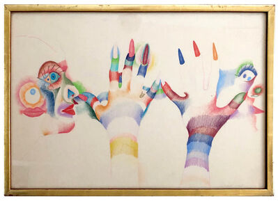 Marisol, 'Untitled ', 1960