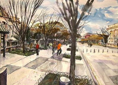 "Richard Fitzhugh, '15th Street & ""G"" Street, NW'"