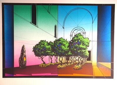 "Piero Gilardi, 'Illustration from ""Inverosimile""', 1990"