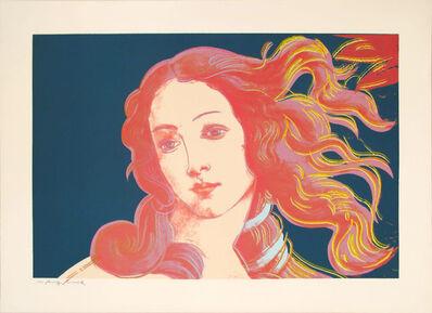 Andy Warhol, 'Details of Renaissance Paintings (Sandro Botticelli, Birth of Venus, 1482), II.316', 1984
