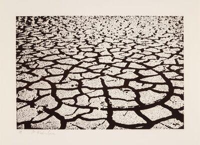Menashe Kadishman, 'Black Earth', c. 1979