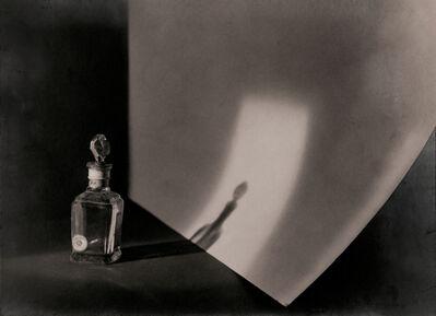 Jaromír Funke, 'Still life with glass bottle', 1924