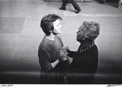 Robert Frank, 'Paris (couple holding hands)', 1952